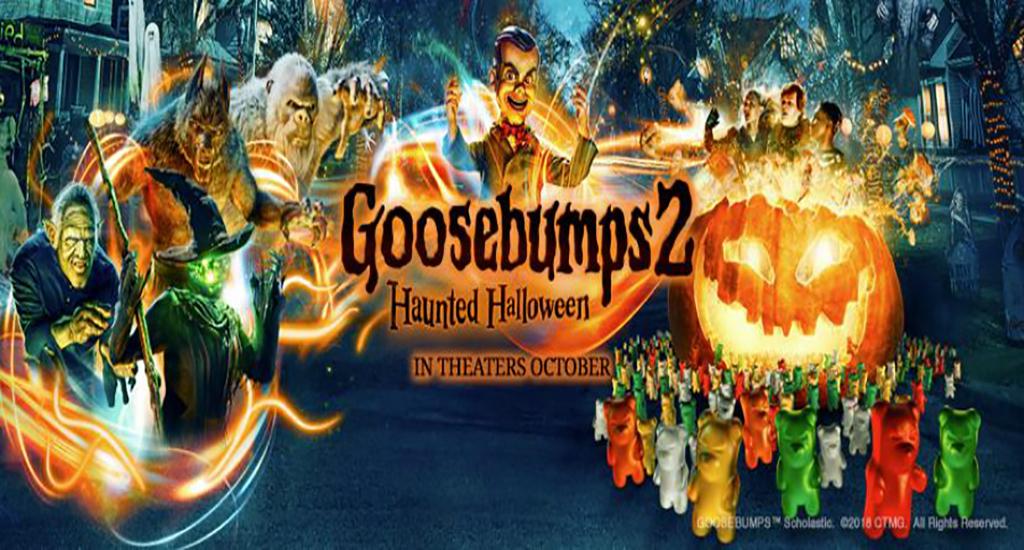 GOOSEBUMPS 2 - HALLOWEEN ASSOMBRADO95