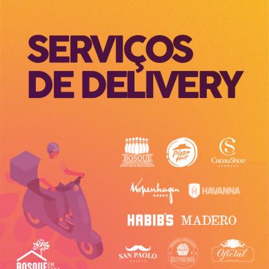 Serviços de Delivery